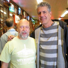 Allen Dell, Anthony Bourdain