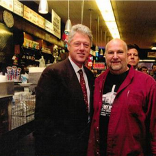 Bill Clinton, Fred Austen